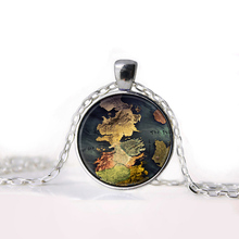 House of Stark Dire Wolf Pendant Necklace – 5 Styles Available