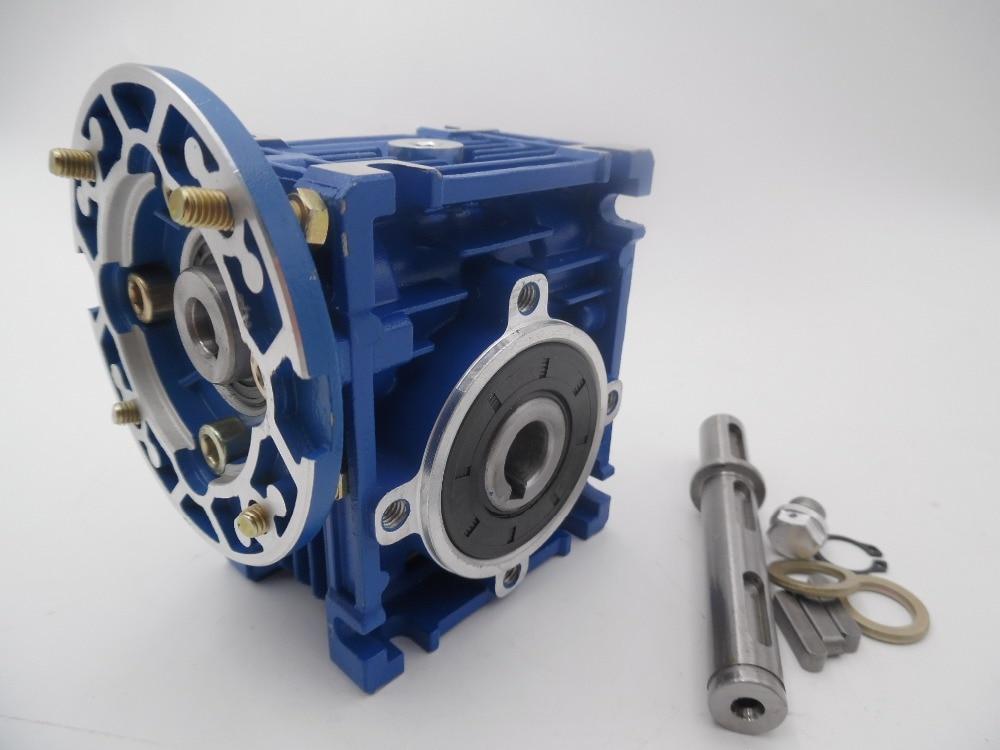 все цены на NMRV030 Worm Gear Reducer Ratio 30:1 56B14 for 3 Phase 380v or Single/2 Phase 220v 4 Pole 2400r/min 180w Asynchronous Motor онлайн