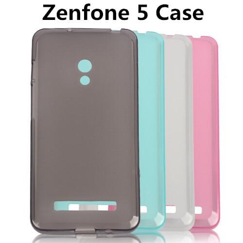 ASUS zenfone 5 Case Cover Matte Pudding Soft TPU Case For zenfone5 Multi Colors Phone Cover Case ASUS zenfone 5