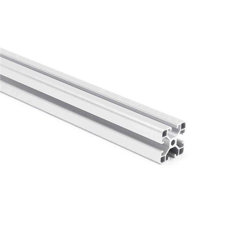Регулируемая Щепка 1000 мм 4040 т слот алюминиевый профиль экструзионная рамка для DIY ЧПУ 3d принтер мебель подставка лазер