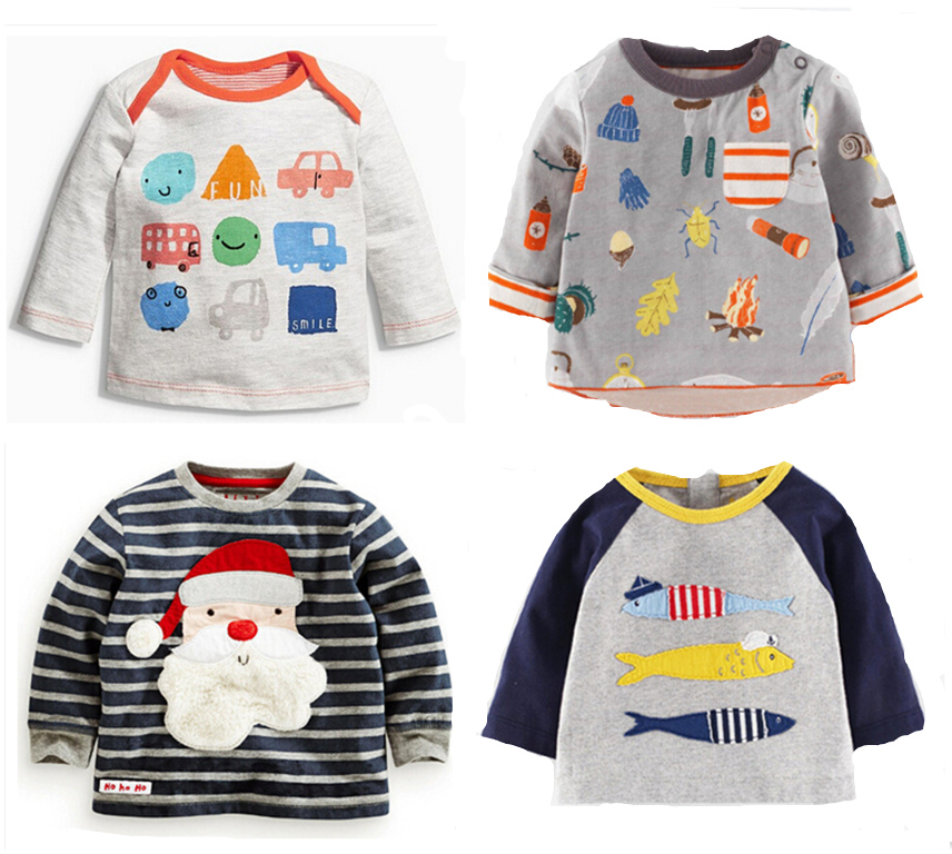 Buy retail 2016 children t shirts long for Wholesale children s t shirts