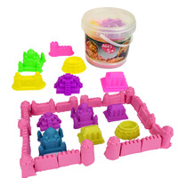 Modeling Clay Slime Solid Color Clay Magnetic Slime Space Sand Clay Set Toy Model Colored Toy