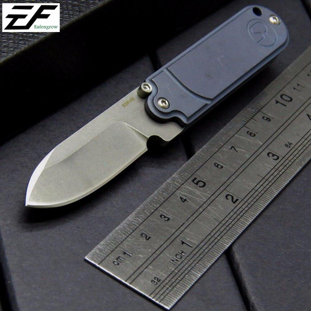 Nuovo in entrata serge coltello pieghevole s35vn lama titanium maniglia in lega di pocket mini coltelli outdoor utensileria edc toool