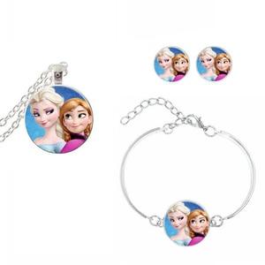 Cute Cartoon Jewelry Sets Anna