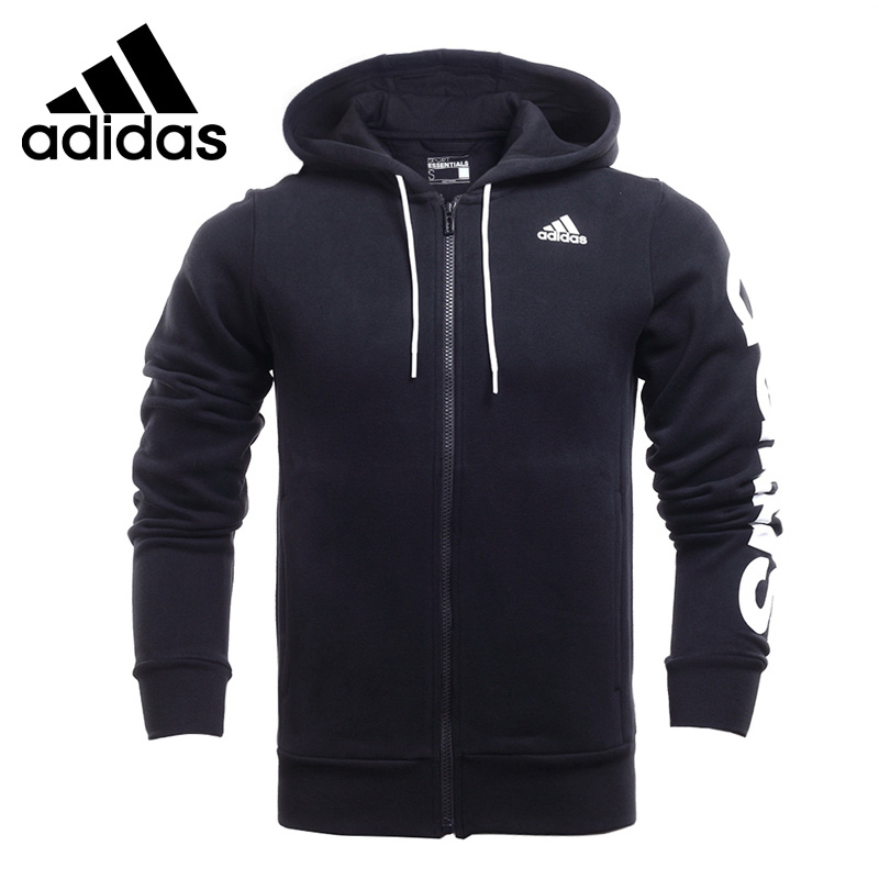 Original New Arrival  Adidas Lin Fz Hood B Men's jacket Hooded Sportswear original new arrival 2017 adidas wb lin lightwgt men s jacket hooded sportswear