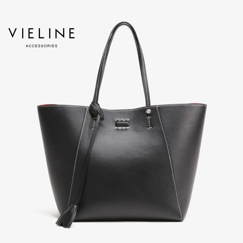 vieline genuine leather tote bag ,Independent designer brand real leather women casual tote Bags, free shipping yuanyu 2018 new hot free shipping real python leather women clutch women hand caught bag women bag long snake women day clutches