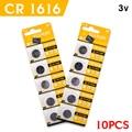 +Cheap Sale+Big Promotion + 10 x 3V Lithium Button/Coin Cells Batteries CR1616 BR1616 ECR1616 5021LC L11 L28