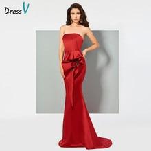 870f6932124be Dark Red Formal Dress Promotion-Shop for Promotional Dark Red Formal ...
