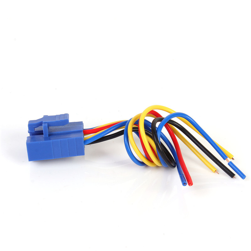 quick connect wiring harness promotion shop for promotional quick gq22 11e 22mm metal button quick cable rear wiring harness connector 6 wires 14cm reliable connection