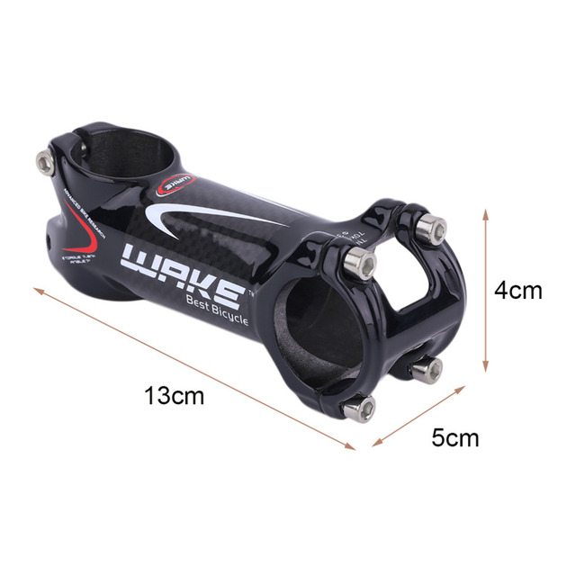 3D Carbon Fiber Ergonomic Design Bike Bicycle Cycling Handlebar Handle Mount Clamp Holder Bike Accessories