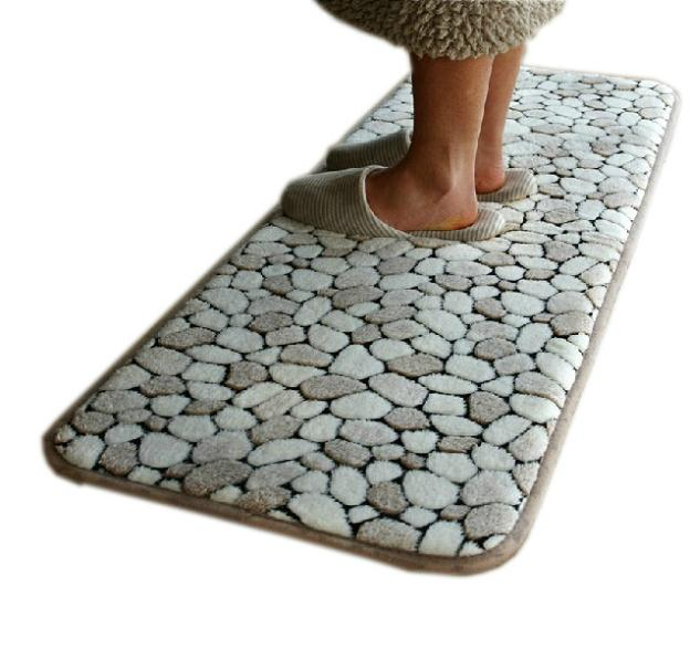 Bathroom Floor Mat Doormats Balcony Kitchen Mat Living Room Bedside Carpet Bedroom China Mainland