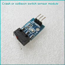 Robot Model car helicopter Crash or collision switch sensor module For Arduino