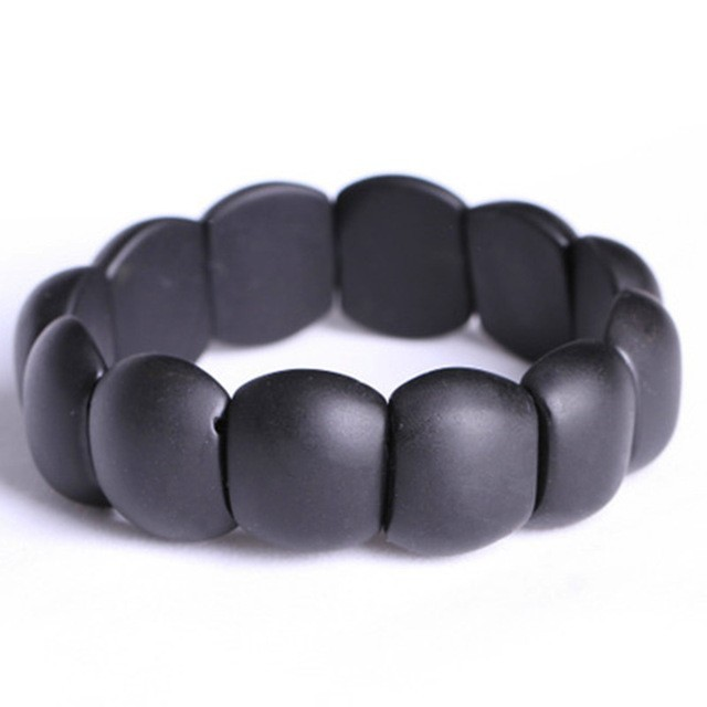 Men Natural Stone Bracelet...
