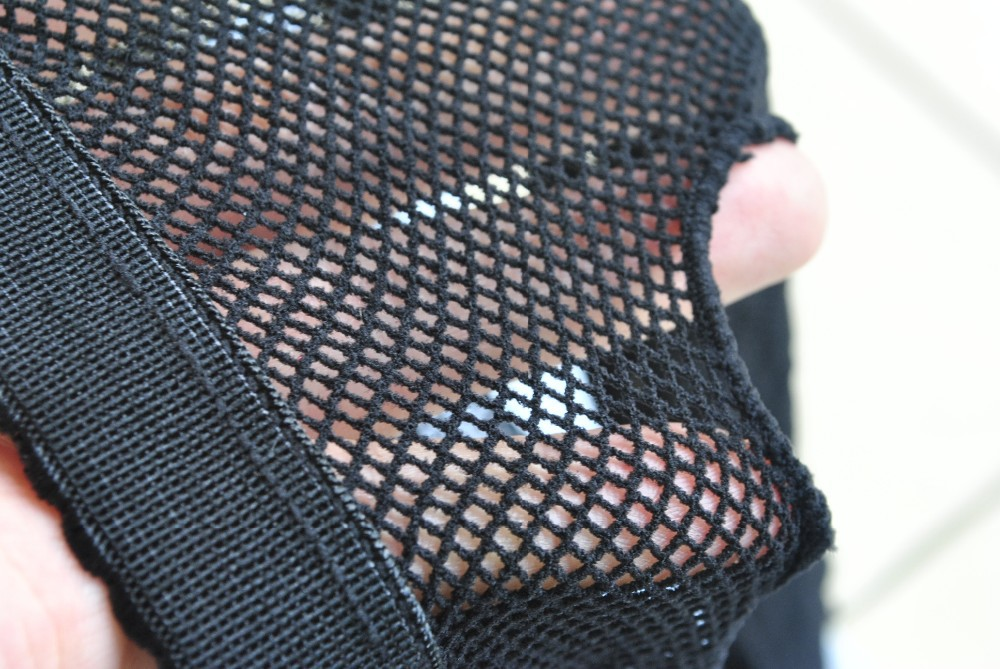 Black Sexy Open Crotch Fishnet Pantyhose 3