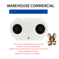 DIGIMAX large commercial warehouse restaurant anti rat ultrasonic mousetrap repeller electronic cat kill mouse rodent