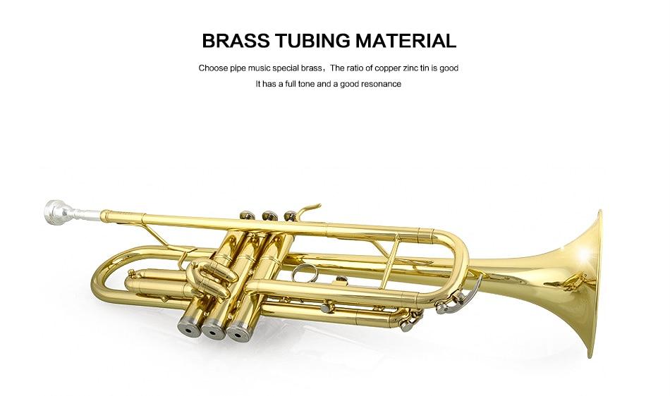 Luvas Bocal Frete Grátis Instrumentos Musicais JBTR-300