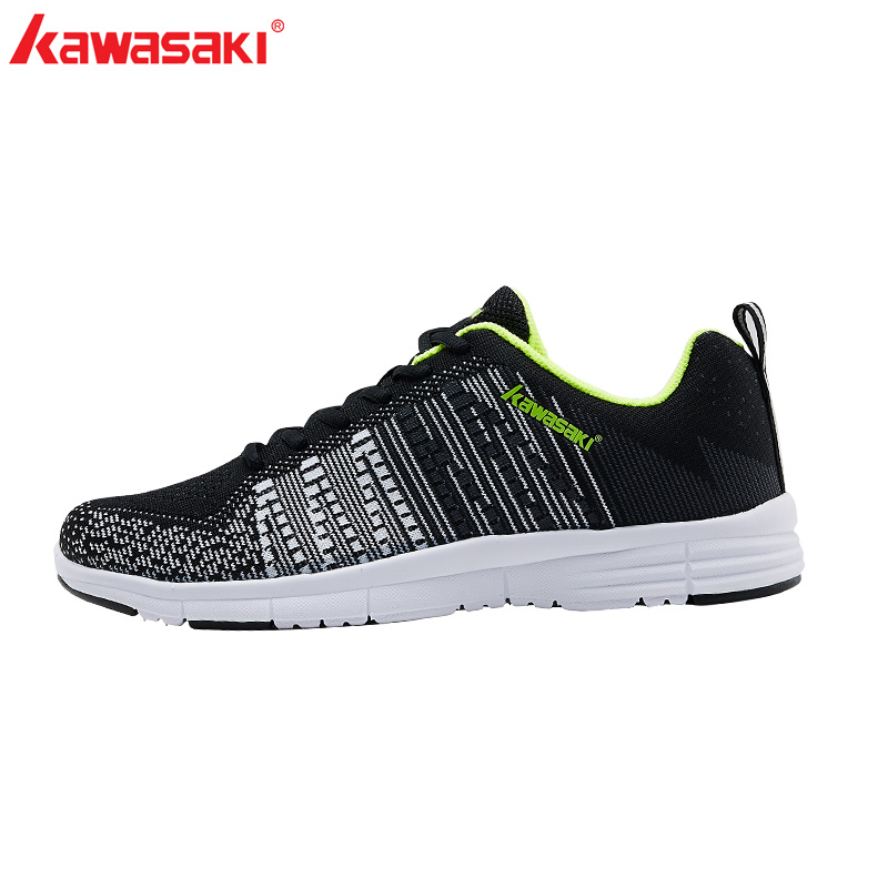 2018 Original Kawasaki Badminton Shoes Men And Women  Anti-Slippery Breathable Fashion Running  Shoes K-830