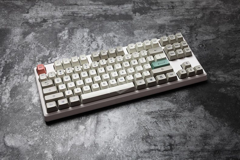 Image 4 - 9009 colorway sa profile Dye Sub Keycap Set thick PBT plastic keyboard gh60 xd60 xd84 cospad tada68 rs96 zz96 87 104 660-in Keyboards from Computer & Office
