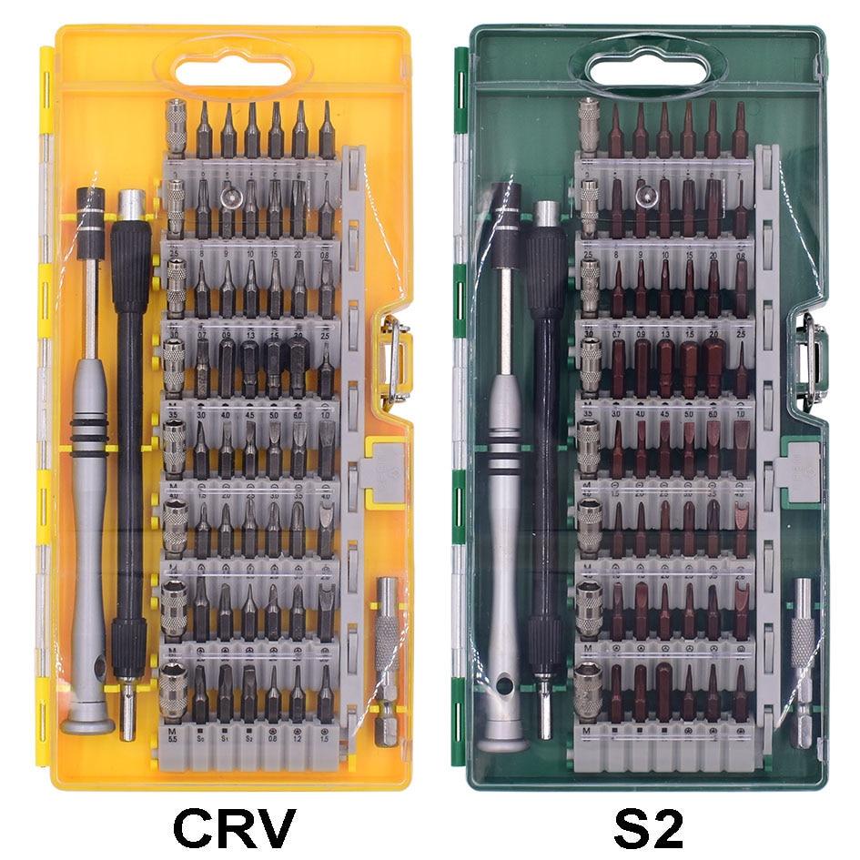 60 in 1 screwdriver kit