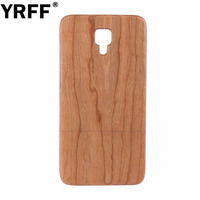 Hand Carving Bamboo Wooden Phone Case For Xiaomi Mi4 Mi 4 Animal Scorpion Luxury Wood Back