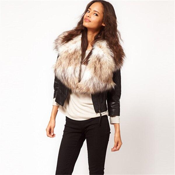 Faux Fur Suit