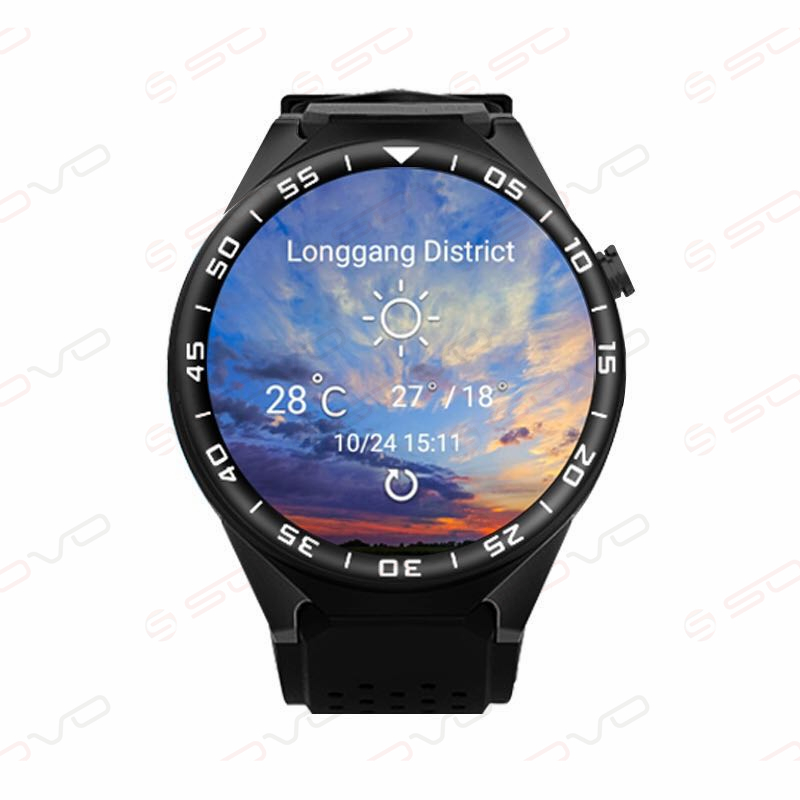 SOVOGU G16 WIFI 3G Smartwatch plus Cell Phone All-in-One Bluetooth Smart Watch Android5.1 SIM Card GPS Camera Heart Rate Monitor