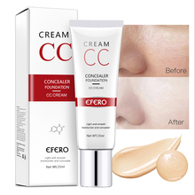 1PCS EFERO 25ml Concealer Cream Makeup for Face Spot Cream W