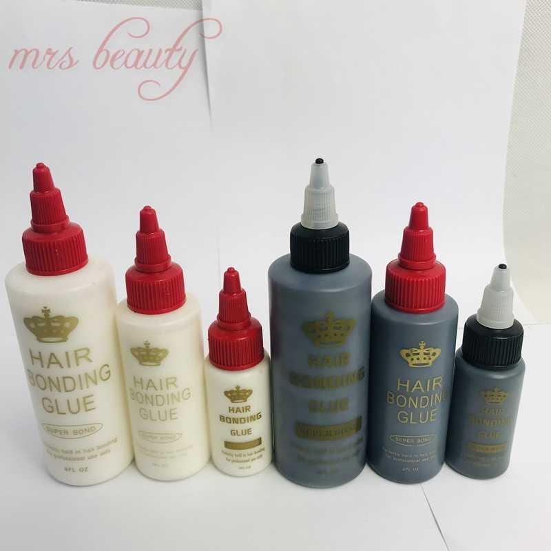 Weft Bonding Glue 30ml Virgin Hair Weft Bonding Glue Hair Wefted Bond Adhesives For Salon Professional Use Only