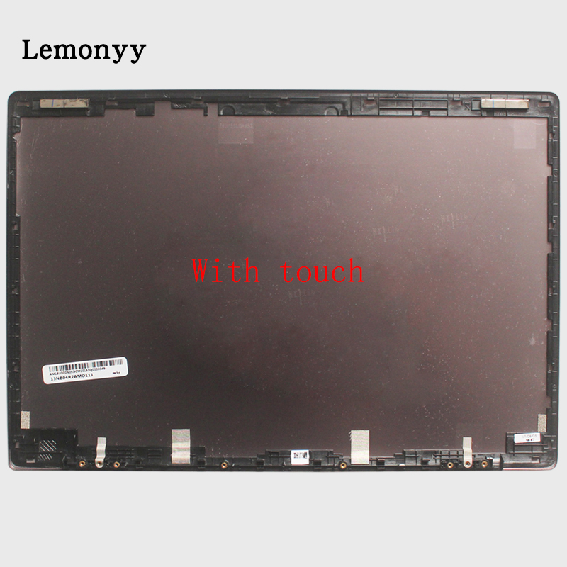 With touch screen LCD Back Cover for ASUS UX303L UX303 UX303LA UX303LN Grey