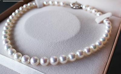 188-9MM NATURAL SOUTH SEA WHITE PEARL NECKLACE >Selling jewerly free shipping188-9MM NATURAL SOUTH SEA WHITE PEARL NECKLACE >Selling jewerly free shipping