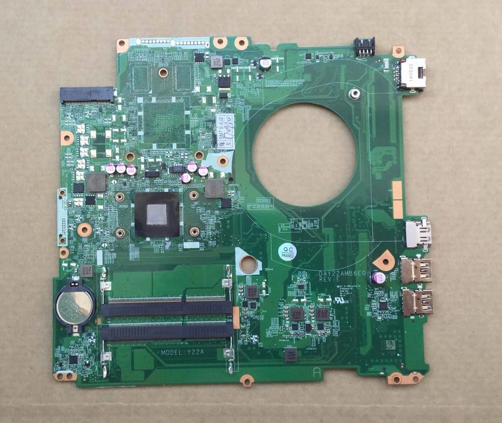 763422 501 763422 001 for HP PAVILION 17Z F000 for HP Pavilion 17 F laptop motherboard