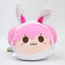 18cm Hatsune Miku Pillow Plush Toy Stuffed Soft Doll Cosplay Girls Kids Children Birthday Gifts