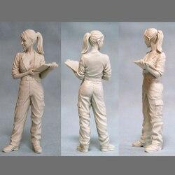 1/20 Ma.K. Female Mechanic(B) Resin kit Figure GK Reality Japan Uncoated No colour