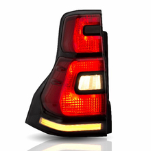 Car Styling for Car Assembly light for Land Cruiser Prado Taillight 2010-2016 for Prado LED Tail lamp with moving turn signal car styling prado mirror light lc150 2700 4000 cruiser lc200 free ship 2pcs prado fog light car covers chrome prado turn light