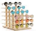 Полка для очков из твердой древесины  полка для солнцезащитных очков  детские солнцезащитные очки для близорукости  держатель для хранения