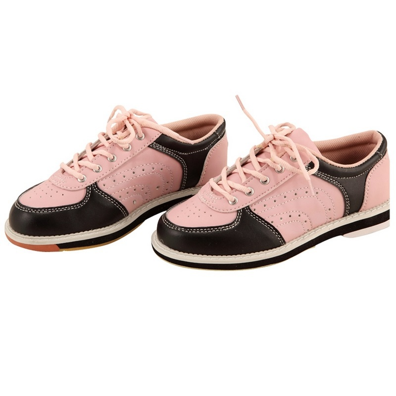 Bowling Shoes women Professional Indoor Sports Bowling Shoes slip sneakers  Skidproof Sole A1010