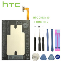 HTC Original 3000mAh B2PS6100 Phone Battery Fit for HTC One M10 10/10 Lifestyle M10H Batterie Bateria Batterij+Tools|Mobile Phone Batteries| |  -