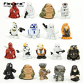 2.5cm 18pcs/set  Star Wars Mini PVC Action Figure Collectible Model Toy