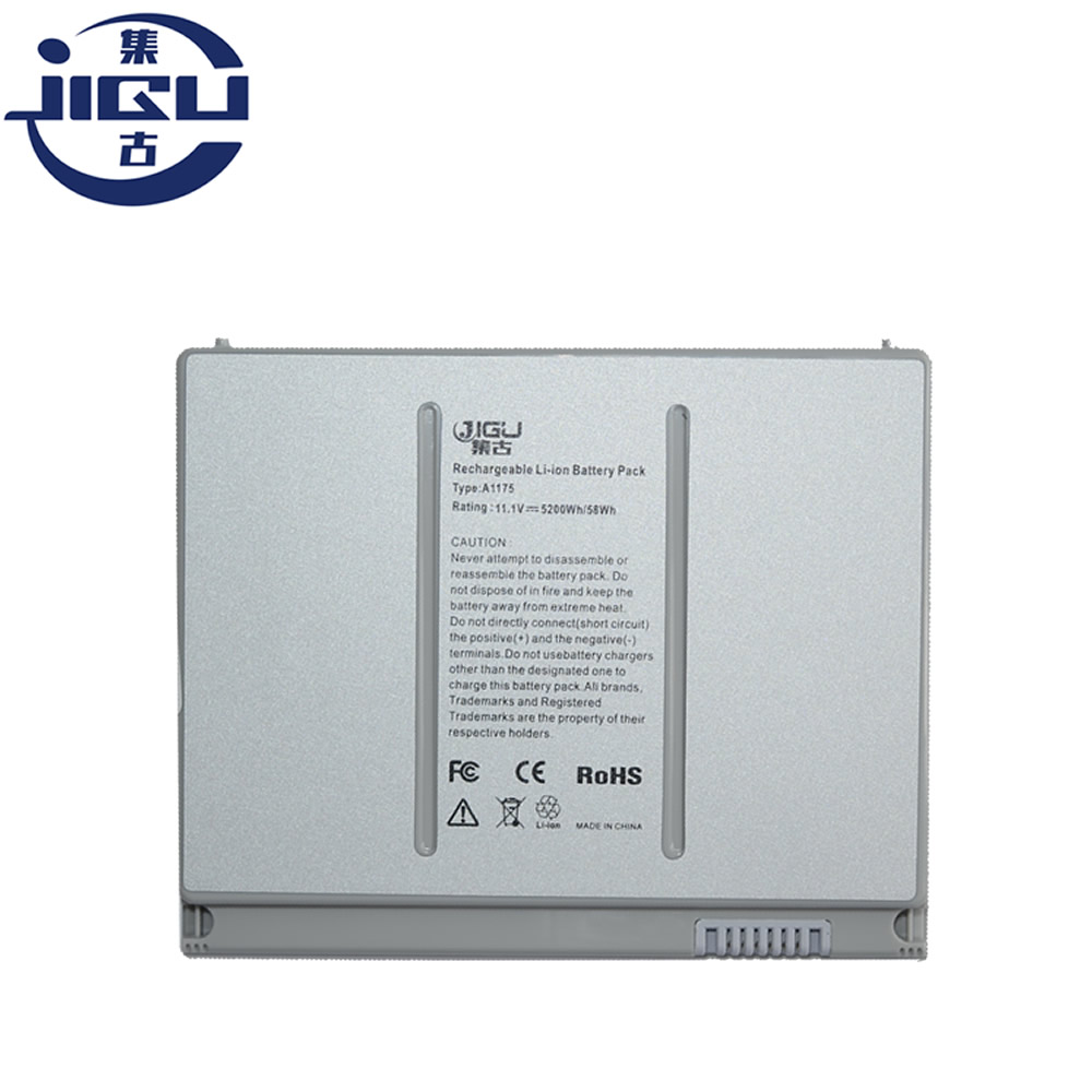 JIGU A1175 MA348 Laptop Battery For APPLE For MacBook Pro 15 A1150 A1211 A1226 A1260 MA463 MA464 MA600 MA601 a1175 ma348 original laptop battery for apple macbook pro 15 a1150 a1211 a1226 a1260 ma463 ma464 ma600 ma601