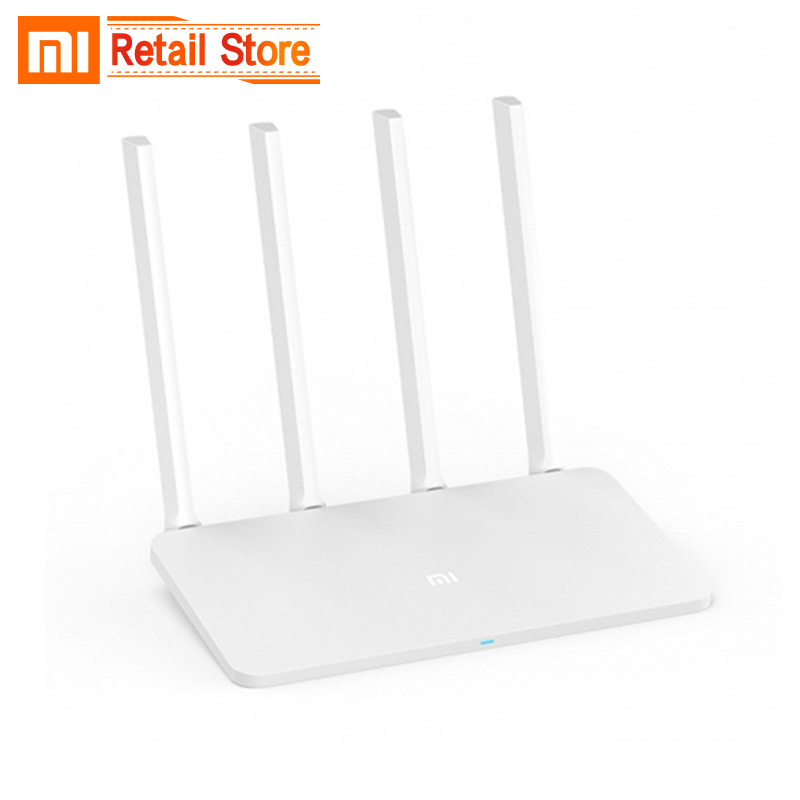 Original Xiaomi WiFi Router 3A Repeater 64MB 802 11ac Dual Band 2 4G 5GHz Routers Repetidor