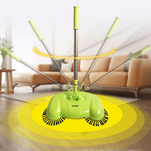 Automatic hand push sweeper broom Lazy h