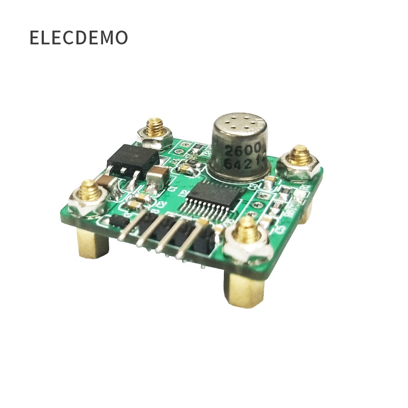 Image 4 - TGS2600 Module smoke sensor module Alcohol cooking gas detection Serial voltage data output  Function demo board-in Demo Board Accessories from Computer & Office