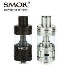 Original SMOK TF-RDTA Tank 5ml Rebuildable Dripper Tank Atomizer with S2 Deck Dual-Post Velocity Style No Leaking for Box MOD