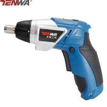 TENWA 3 6V Wireless Electric Torque Screwdriver Sets Foldable Adjustable Cordless Screwdriver Drill Household Power Tool