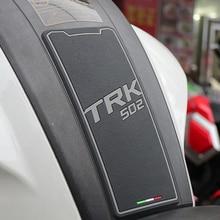 цены на Motorcycle Gas Oil Fuel Tank Pad Protector Decal Sticker For Benelli TRK502 TRK 502 502X  в интернет-магазинах