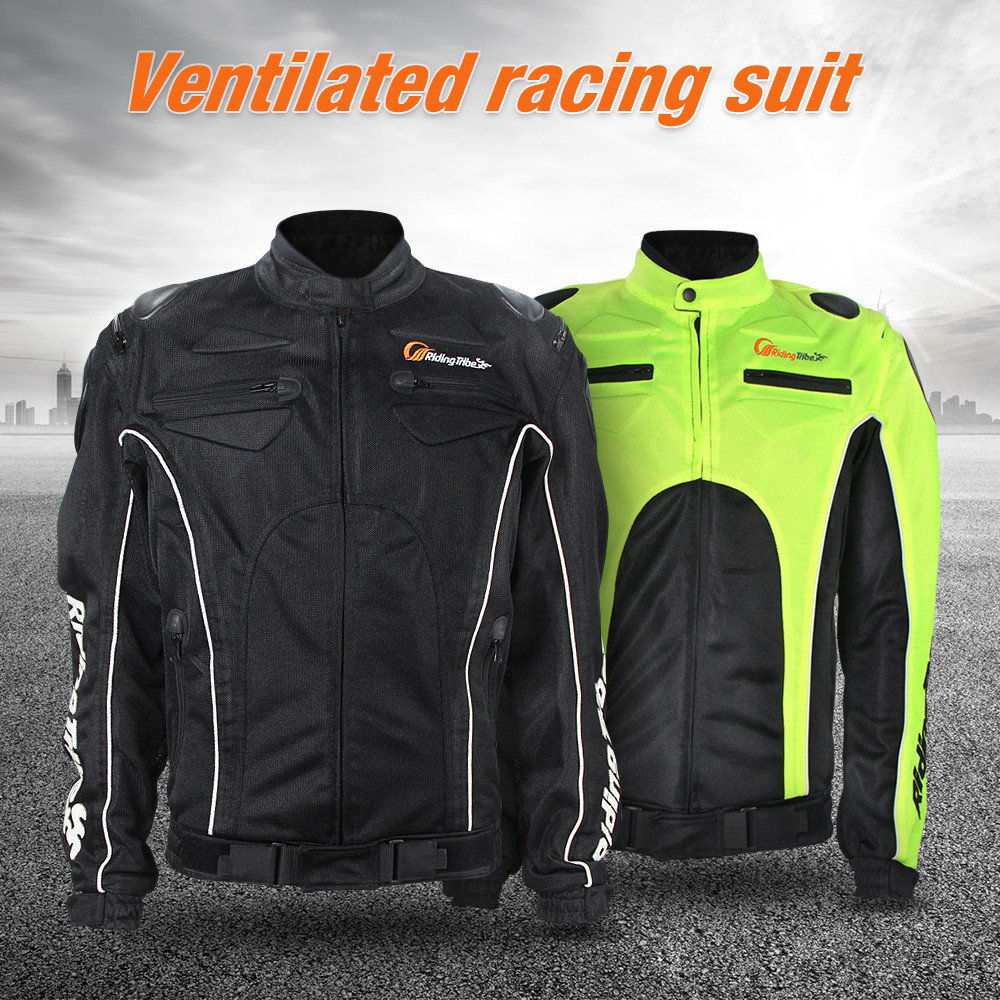 цена на Riding Tribe Motorcycle Jacket Men Jacket Motorcycle Motoqueiro JK08 waterproof Oxford Moto clothing Motocicleta Suit Jacket