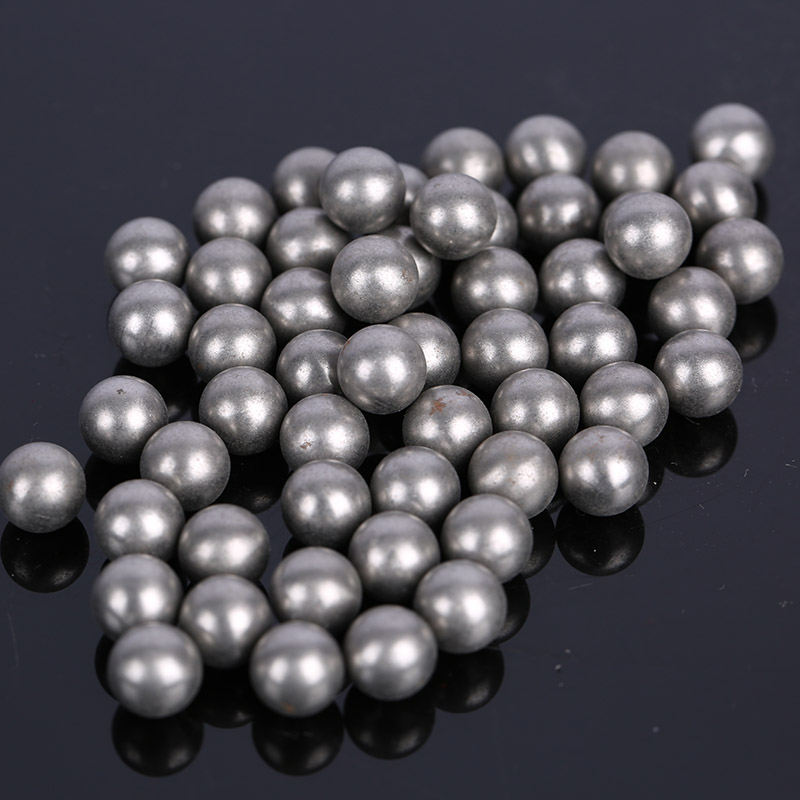300pices Bullets  Used  For Hunting  Gun Accurate Diameter 8mm Steel Balls Used  For Slingshot  Shooting