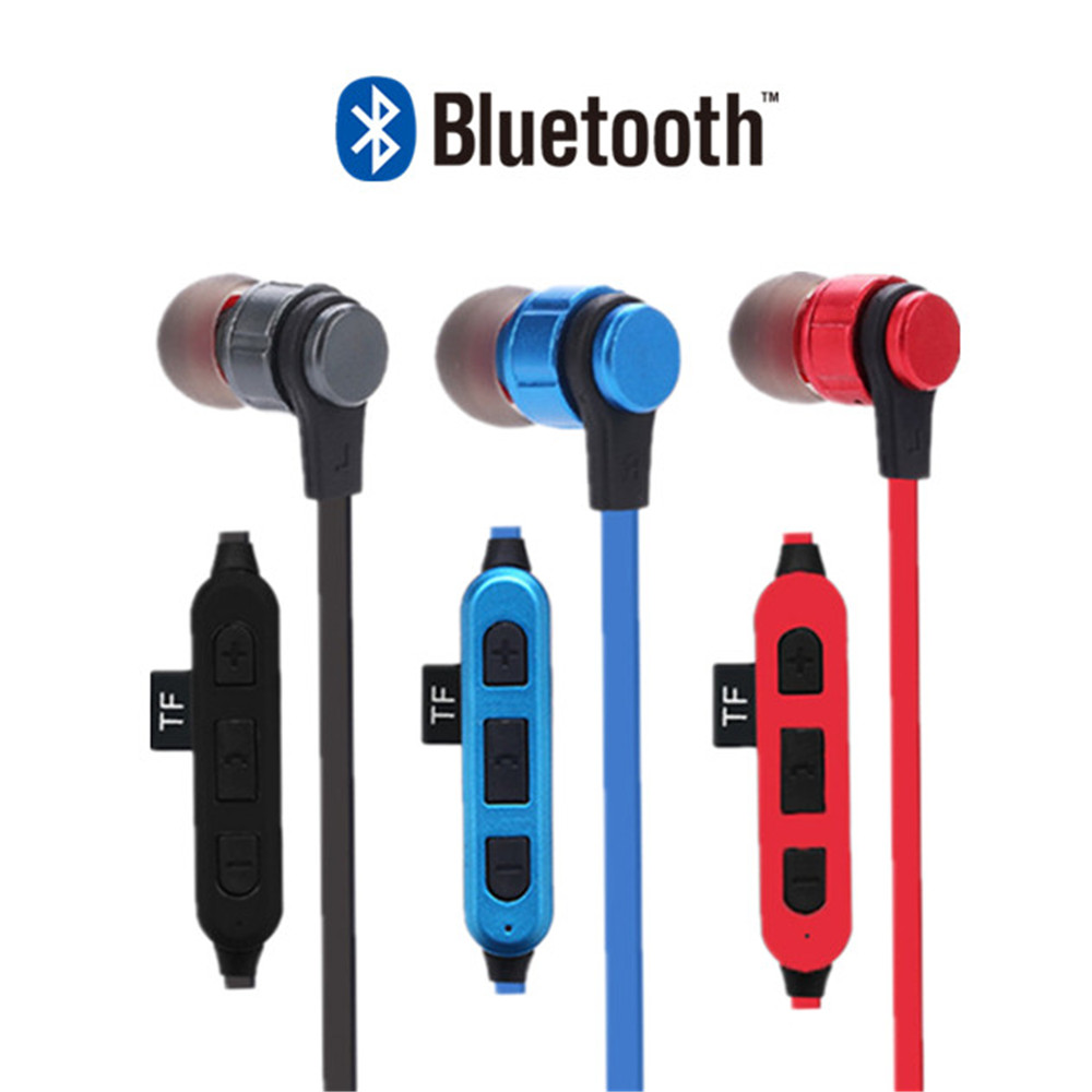 FGHGF GF01 Bluetooth MP3 Players Real 8GB Sports Mp3 Player Headset Running Earphone music Player Headphone