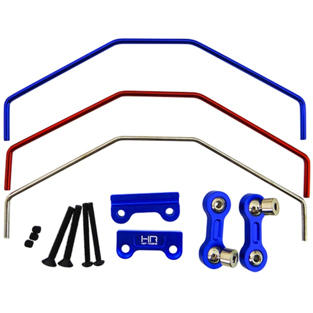 Aluminum Sway Bar Anti-roll bar Front / Rear for Traxxas X-maxx бра globo настенный светильник