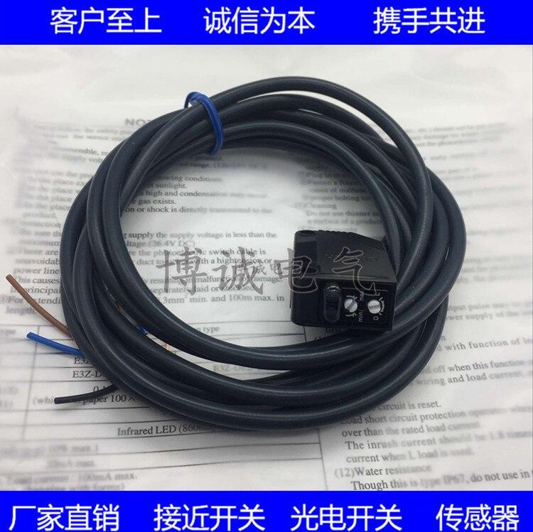 Spot Photoelectric Switch E3Z-L81 E3Z-LS81 E3Z-LS86 E3Z-L86 E3Z-LS63
